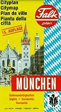 Falkplan : Touristplan : München by…