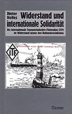 Widerstand und internationale…