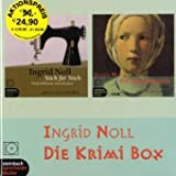 Ingrid Noll: Die Krimi-Box. 8 CDs . Die Apothekerin. Strich für Strich - Fünf schlimme Geschichten