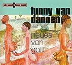 Neues von Gott. CD by Funny van Dannen
