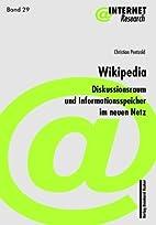 Wikipedia : Diskussionsraum und…