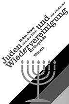 Juden aus der DDR und die deutsche…