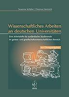 Wissenschaftliches Arbeiten an deutschen…