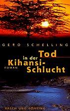 Tod in der Kihansi- Schlucht by Gero…