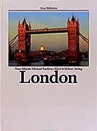 London. Eine Bildreise by Peter Münch