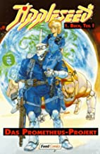 Appleseed Buch 1 Teil 1-2 by Masamuna Shirow