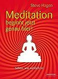 Steve Hagen: Meditation beginnt jetzt genau hier!