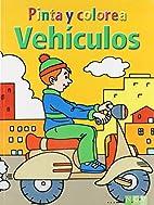 Fahrzeuge - Malbuch