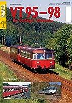 VT 95 - 98 : Uerdinger Schienenbus by…