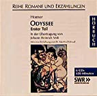 Odyssee, je 6 Audio-CDs, Tl.1 by Homer