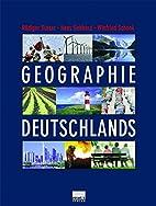 Geographie Deutschlands by Rüdiger Glaser