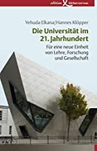 Die Universität im 21. Jahrhundert:…