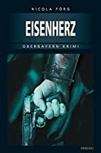 Eisenherz (German Edition) by Nicola Förg