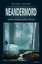 Neandermord by Oliver Buslau