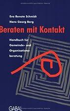 Beraten mit Kontakt: Handbuch für…
