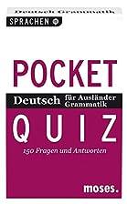 Deutsch für Ausländer. Grammatik. Pocket…