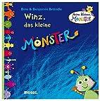 Winz, das kleine Monster by Bine Brändle