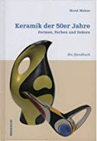 Ceramics of the 50's GERMAN ONLY:…