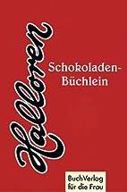Schokoladenbüchlein (Minibibliothek)