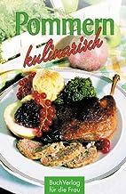 Pommern kulinarisch by Klaus-Jürgen Boldt