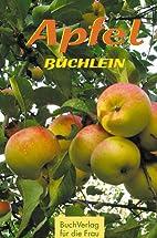 Apfel-Büchlein by Carola Ruff