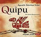 Quipu by Agustin Sanchez Vidal