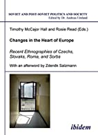 Changes in the heart of Europe : recent…