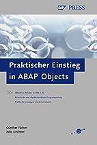 Praktischer Einstieg in ABAP Objects by…