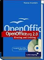 OpenOffice.org 2.0 - Einstieg und Umstieg.…