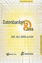 Datenbanken und Java by Kai-Uwe Sattler…