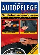 Autopflege Spezial: Schönheitsreparaturen:…