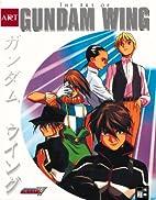 Gundam Wing Artbook by Kondo Kazuhisa