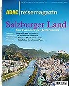 ADAC Reisemagazin Salzburger Land