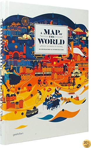 TA Map of the World: The World According to Illustrators and Storytellers