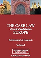 The case law of Central and Eastern Europe :…