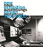 New Exhibition Design 1900-2000 (German…