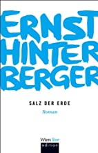 Salz der Erde by Ernst Hinterberger