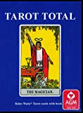 Hager, Gunter: Tarot Total Rider Waite Tarot With Book