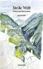 Steile Welt by Stef Stauffer