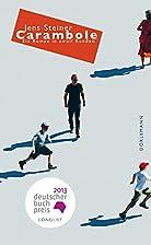 Carambole: Ein Roman in zwölf Runden by…