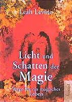 Licht Und Schatten Der Magie Wege Für Ein…