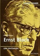 Ernst Bloch by Detlef Horster