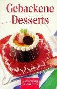 Gebackene Desserts by Ute Scheffler