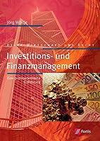 Investitions- und Finanzierungsmanagement.…