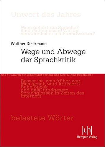 greifswalder-beitrage-zur-linguistik-wege-und-abwege-der-sprachkritik
