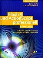 Flash 5 und ActionScript professionell.…
