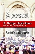 Apostelgeschichte 1. Ihr werdet meine Zeugen…