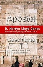 Apostelgeschichte Band 3: Predigten über…