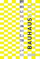 Bauhausstil. by Christine Bauhardt