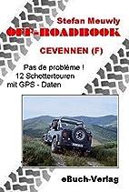 Off-Roadbook Cevennen (F). by meuwlystefan